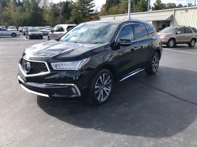 2020 Acura MDX SH-AWD with Advance Package