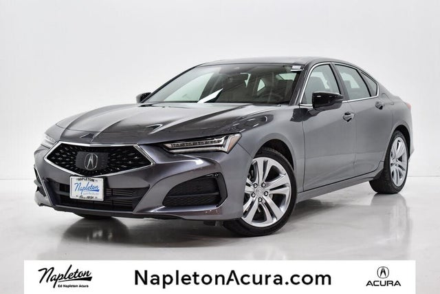 2021 Acura TLX SH-AWD with Technology Package