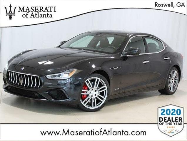 2018 Maserati Ghibli S GranSport 3.0L