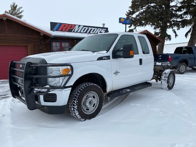 2014 Ford F-350 Super Duty XL SuperCab LB 4WD