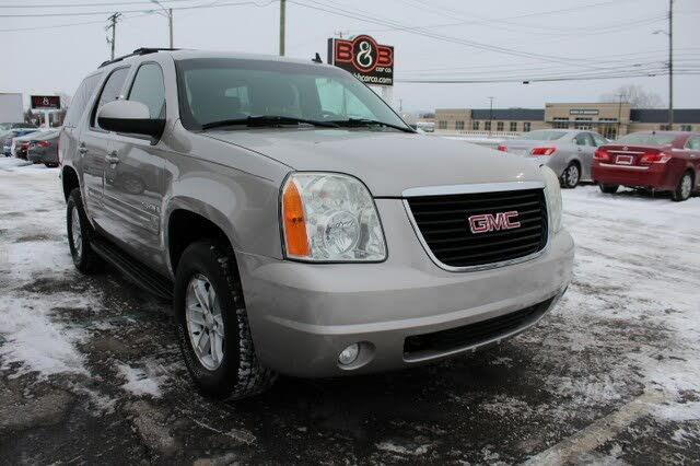 2007 GMC Yukon SLE1 4WD