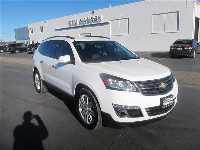 2015 Chevrolet Traverse 1LT AWD