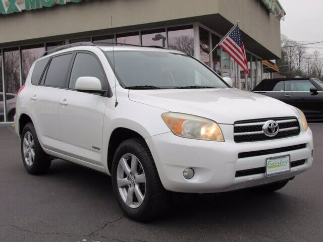 2007 Toyota RAV4 Limited AWD