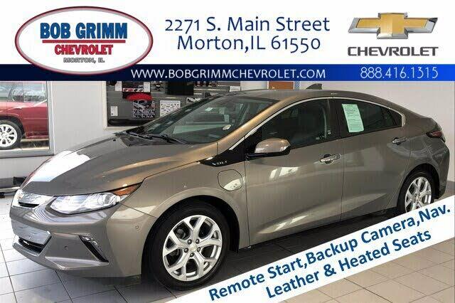 2017 Chevrolet Volt Premier FWD