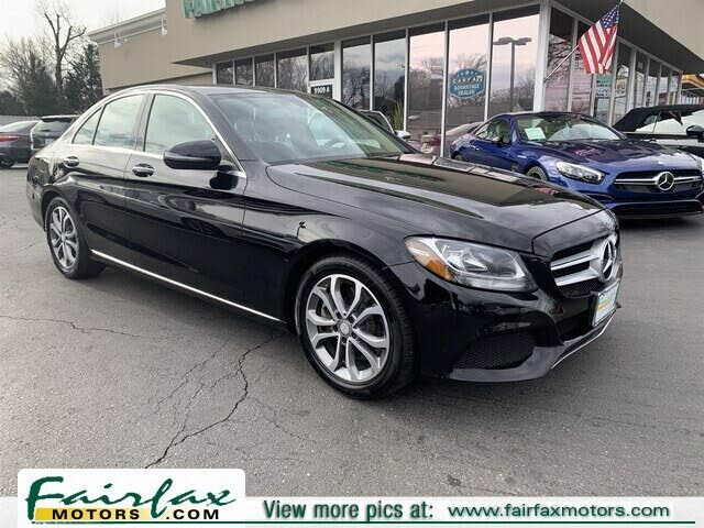 2017 Mercedes-Benz C-Class C 300 Luxury