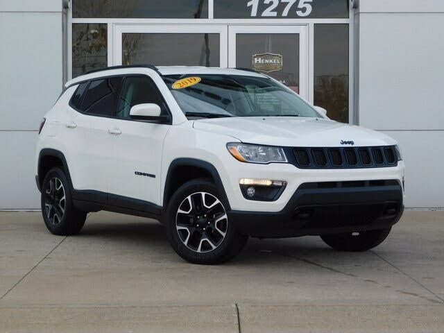 2019 Jeep Compass Upland Edition 4WD