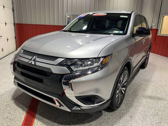 2019 Mitsubishi Outlander ES FWD