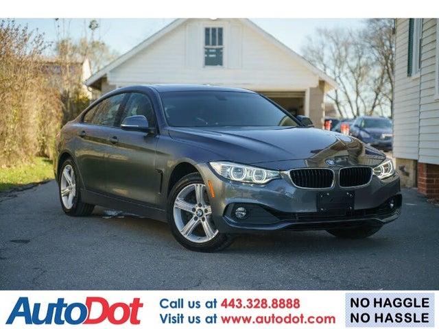 2015 BMW 4 Series 428xi xDrive Gran Coupe AWD