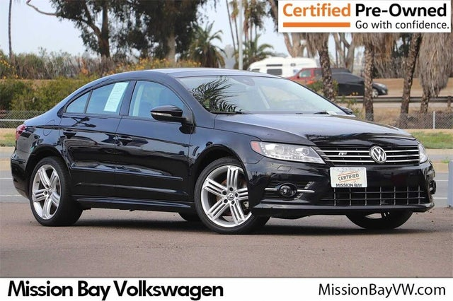 2017 Volkswagen CC 2.0T R-Line Executive FWD