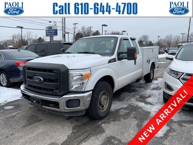 2016 Ford F-350 Super Duty XL SuperCab LB