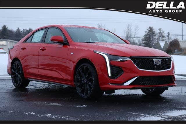 2021 Cadillac CT4 Sport RWD