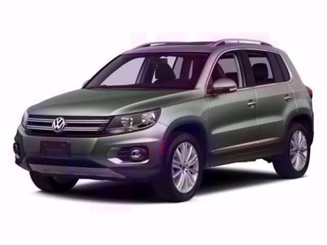 2016 Volkswagen Tiguan S 4Motion