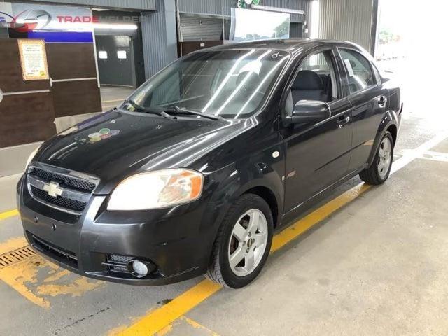 2007 Chevrolet Aveo LT Sedan FWD