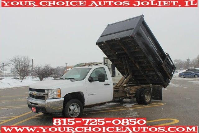 2008 Chevrolet Silverado 3500HD Chassis Work Truck LWB 4WD