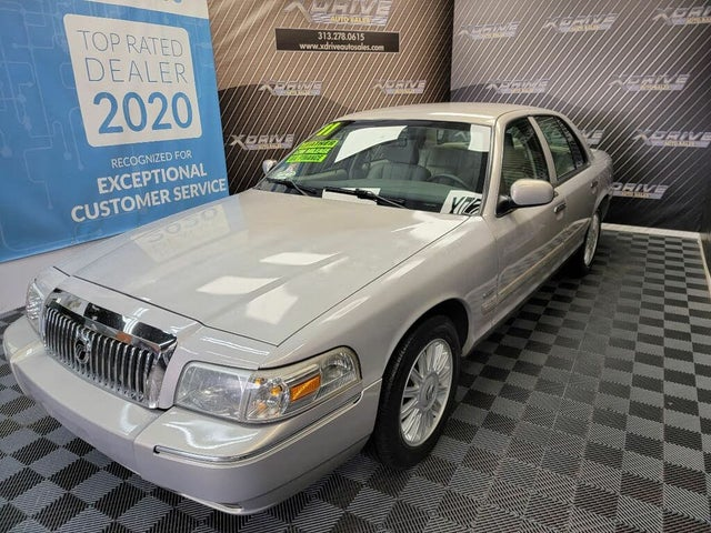 2011 Mercury Grand Marquis LS Fleet