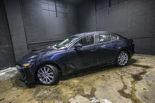 2020 Mazda MAZDA3 Select Sedan AWD