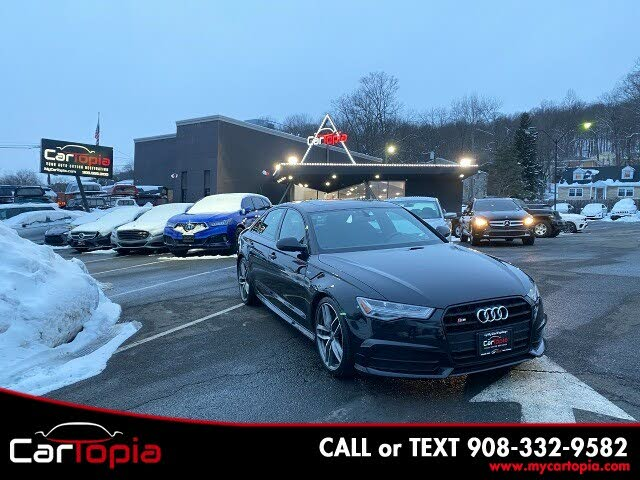 2018 Audi S6 4.0T quattro Premium Plus Sedan AWD