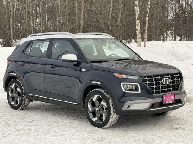 2021 Hyundai Venue Denim FWD