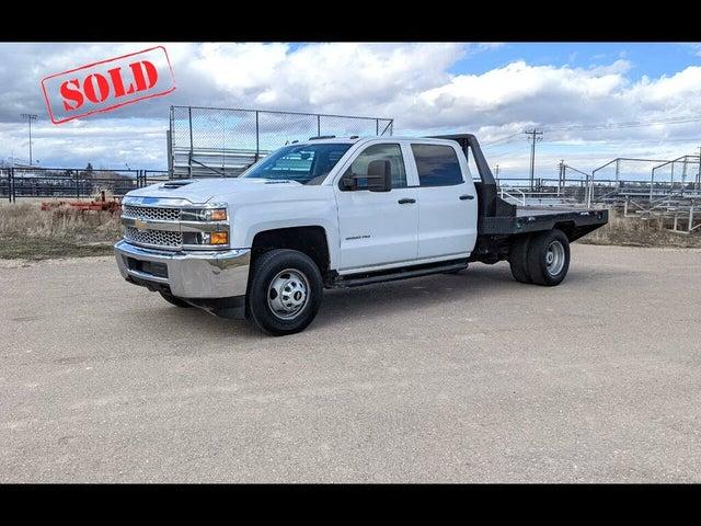 2019 Chevrolet Silverado 3500HD Work Truck Crew Cab 4WD