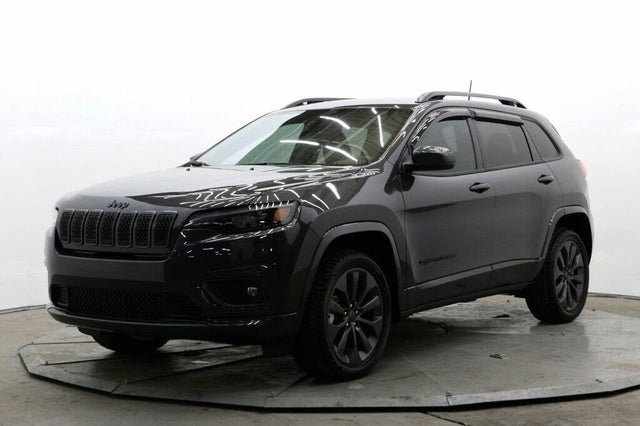 2020 Jeep Cherokee High Altitude 4WD