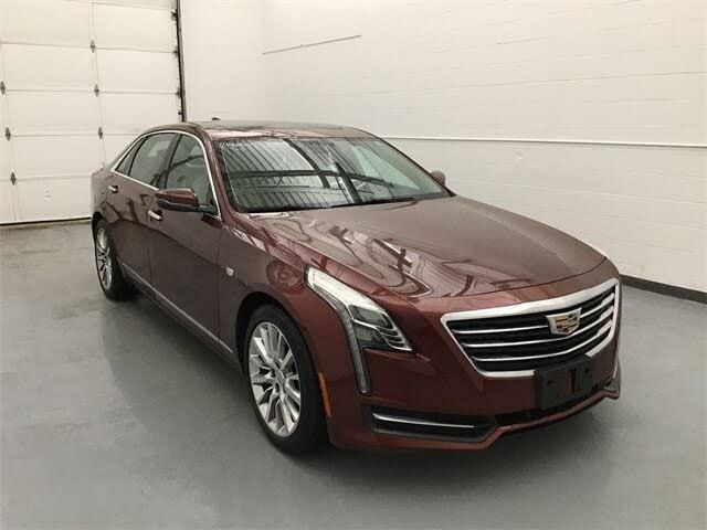 2016 Cadillac CT6 3.6L AWD