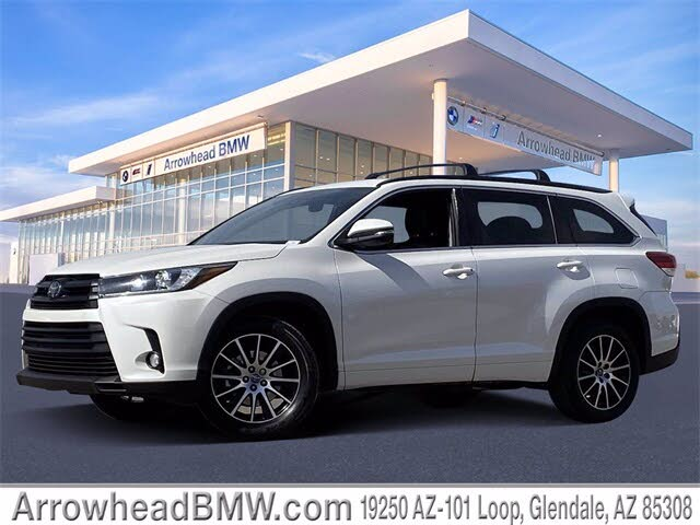 2018 Toyota Highlander SE