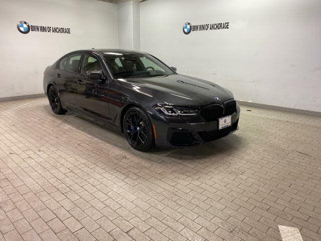 2021 BMW 5 Series M550i xDrive AWD