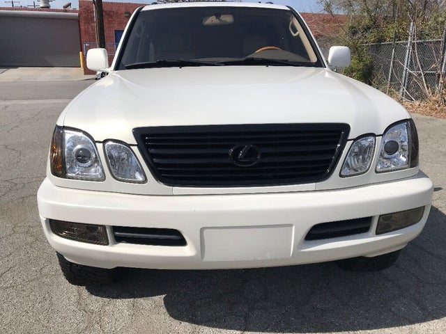 2002 Lexus LX 470 470 4WD