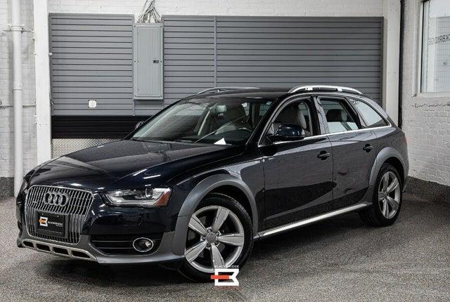 2013 Audi A4 Allroad 2.0T quattro Prestige AWD
