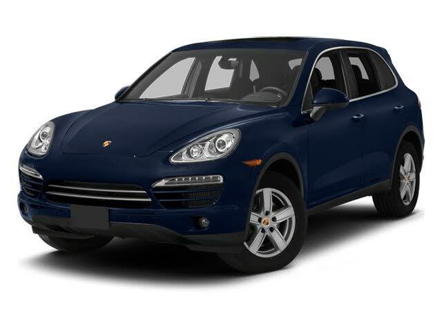 2013 Porsche Cayenne Diesel AWD