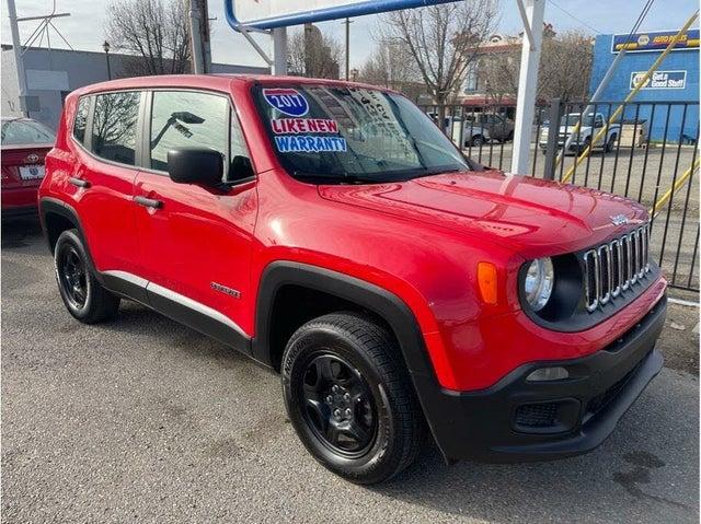 2017 Jeep Renegade Sport 4WD