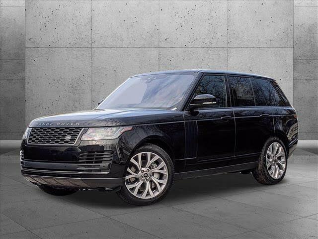 2021 Land Rover Range Rover Hybrid MHEV AWD