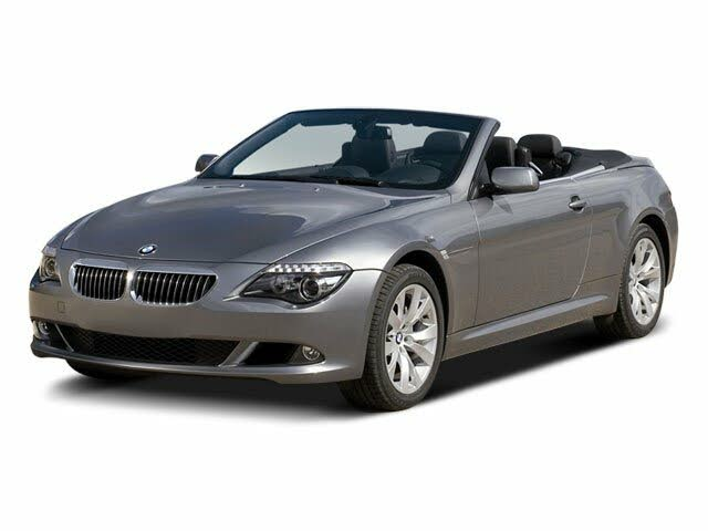 2008 BMW M6 Convertible RWD