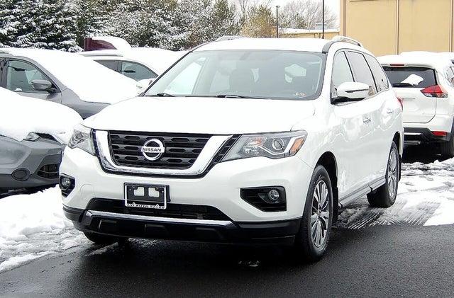 2018 Nissan Pathfinder SV 4WD