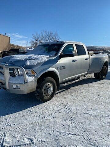 2014 RAM 3500 Laramie Crew Cab LB DRW 4WD