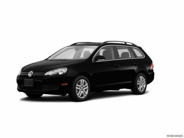 2014 Volkswagen Jetta SportWagen SE FWD