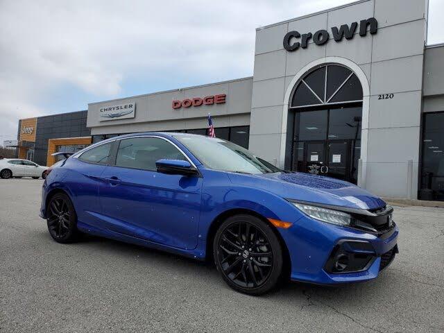 2020 Honda Civic Si Coupe FWD