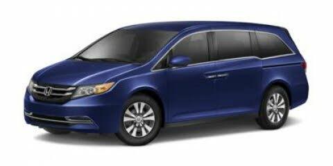 2015 Honda Odyssey EX FWD