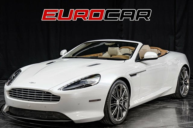 Used 2012 Aston Martin Virage Volante Convertible Rwd For Sale Right Now Cargurus
