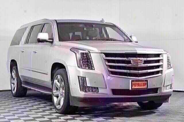 2020 Cadillac Escalade ESV Luxury 4WD