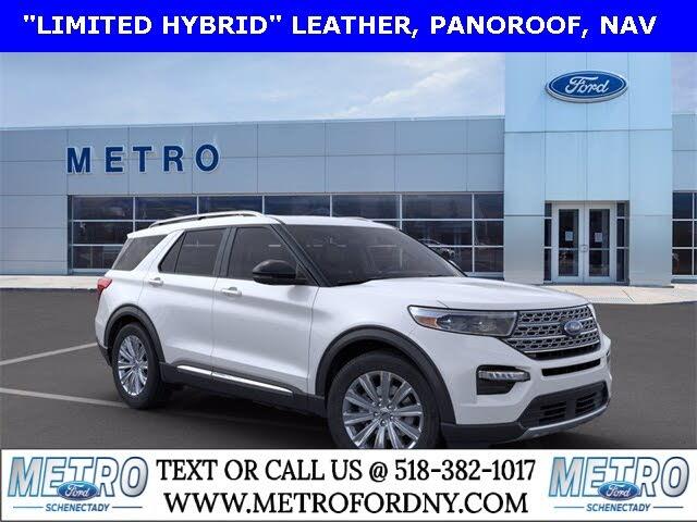 2021 Ford Explorer Hybrid Limited AWD