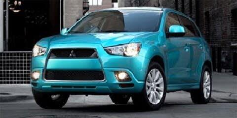 2011 Mitsubishi Outlander Sport SE AWD