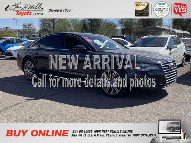 2011 Audi A8 L quattro AWD