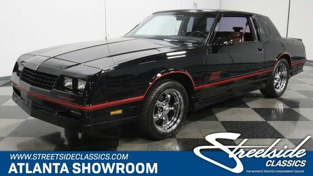 1987 Chevrolet Monte Carlo SS RWD