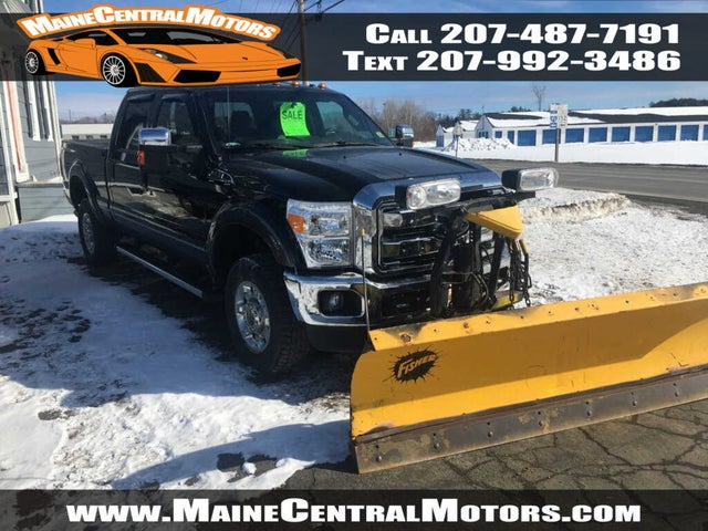 2015 Ford F-350 Super Duty King Ranch Crew Cab 4WD