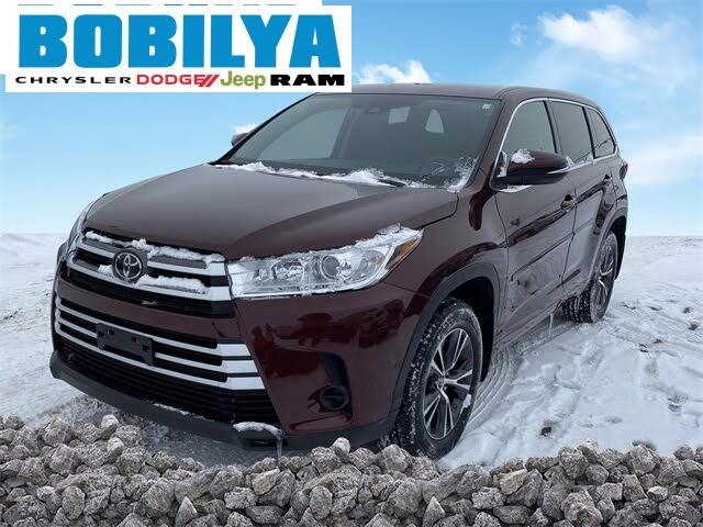 2018 Toyota Highlander LE AWD