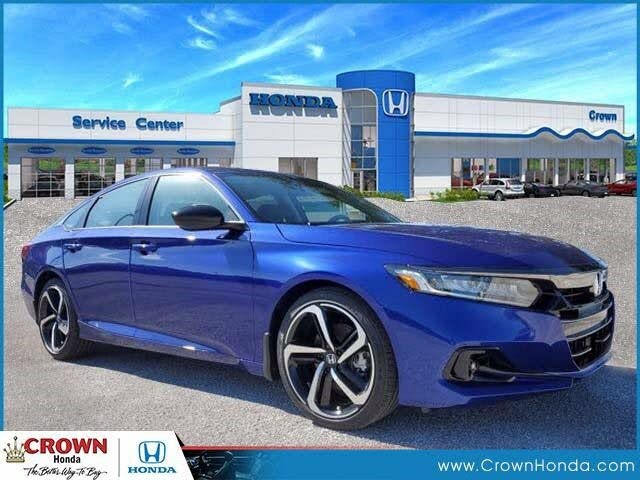 2021 Honda Accord Sport Special Edition FWD