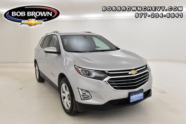 2018 Chevrolet Equinox 1.6T Diesel Premier AWD