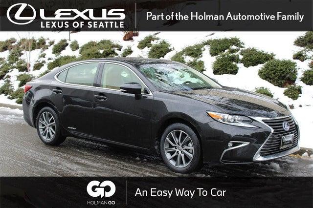 2018 Lexus ES 300h 300h FWD