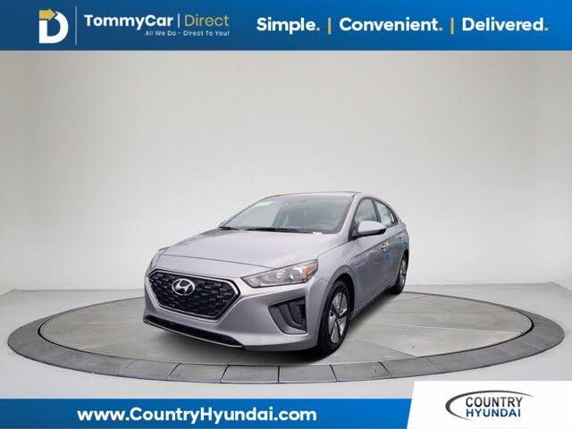 2020 Hyundai Ioniq Hybrid Blue FWD